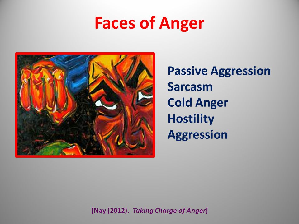 [Nay (2012). Taking Charge of Anger]